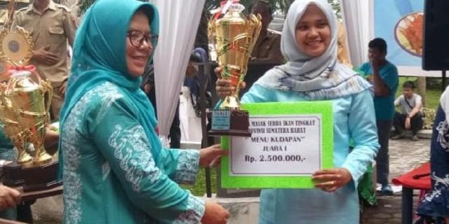 Tim Forikan Kembali Berjaya Pada Lomba Forikan Tingkat Propinsi Sumatera Barat
