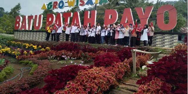 Tim Study Komparatif  Kota Sawahlunto Kunjungi Agrowisata Payo