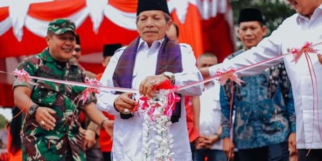 PMI Kota Solok Resmi Tempati Markas Baru