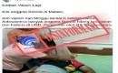 [DISINFORMASI] Anggota Brimob Meninggal Akibat Vaksin di Maluku