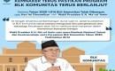 Wapres Ma'ruf Amin Resmikan 1.014 BLK Komunitas