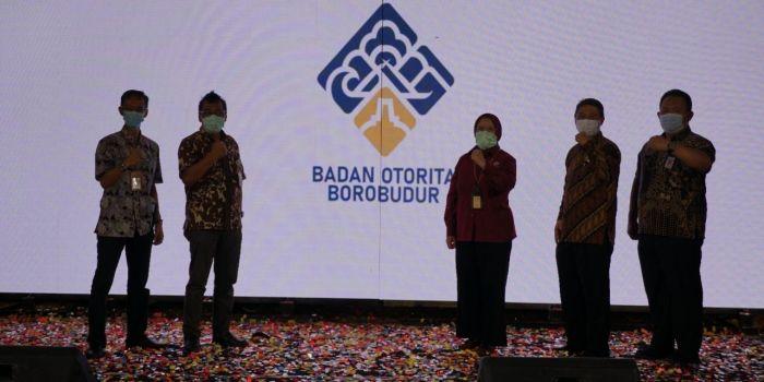 Logo Badan Otorita Borobudur
