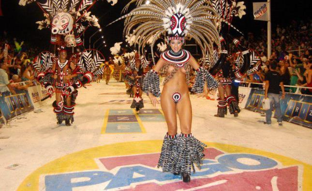Fin de semana largo a pura fiesta y magia en el Carnaval del País