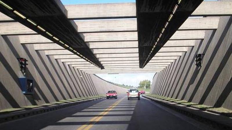 Finde largo: más de 76 mil vehículos transitaron por el Túnel Subfluvial