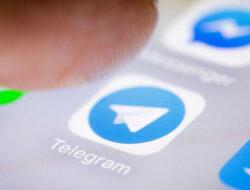 Cara Anonymous Chat Telegram Dengan Bot Chat Telegram