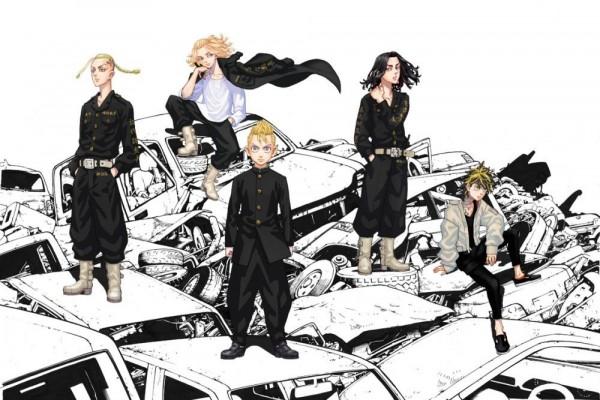 Karakter Terkuat di Anime Tokyo Revengers
