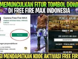 Kode Aktivasi FF Max 18 Oktober 2021 Masih Aktif, Buruan Sikat!