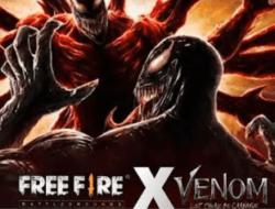 FF X Venom Dikabarkan Akan Berkolaborasi Dalam Waktu Dekat