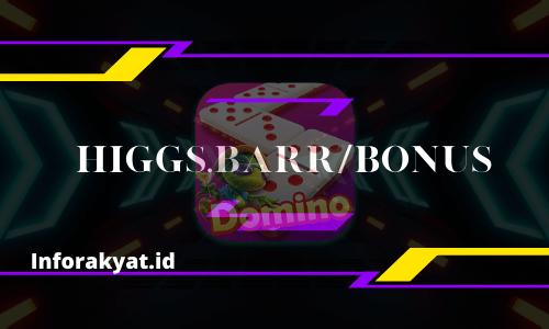 Higgs.Barr/Bonus