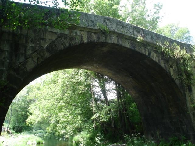 puente, hoyos, sierra de gata, turismo, rural, raya, raia, portugal