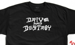 P1 Drive and destroy