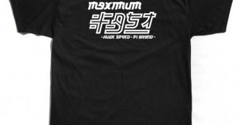 Camisetas P1 velocidad maxima