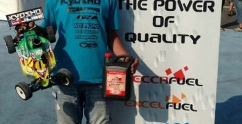 Meccafuel Squadra, el combustible campeón de Europa