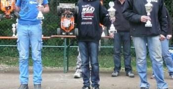 INTECH Racing se proclama campeón de la Baden-Württemberg OR8 2013