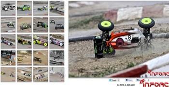 Galería de fotos de la cuarta prueba del Campeonato de España A 1/8 TT Gas 2013, Ibi