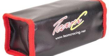 Bolsa para carga segura de LiPos por Team C. TC253
