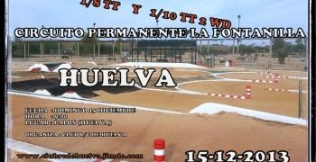 Trofeo de Navidad en Palos de la Frontera, Huelva