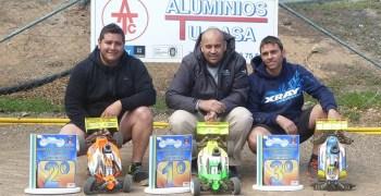 Segunda prueba del Campeonato Provincial de Las Palmas 1/8 TT Gas
