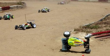 Galería de fotos de la segunda prueba del Campeonato Gallego 1/10 tt