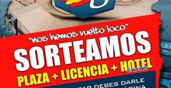 ¡Sorteo! ¡El club CARTT se ha vuelto loco y te invita al Campeonato de Europa B 1/8 TT Gas!