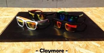 Claymore, la gama de gafas de Bittydesign, ya disponibles en su web