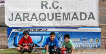 Victoria de Germán Oliva en la primera carrera de la LRP Challenge Ciudad de Telde