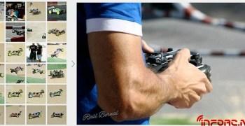 Fotos: Tercera prueba del Campeonato de Andalucía 1/8 TT Gas 2014. Por Raul Bernal