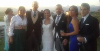 ¡Enhorabuena Juanma Vera por tu reciente matrimonio! Que seáis muy felices.