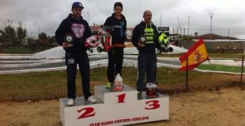 Se suspende la tercera prueba del Campeonato de Andalucía 1/8 TT Gas 2015