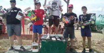 Resultados tercera prueba Campeonato Cordoba Jaen 1/8 TT Gas 2015