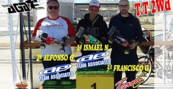 Club AGAE - Podium V Prueba F1