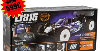 Hot Bodies D815 World Edition, ahora por 599€ en Modelspain.