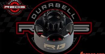 Durabell, campana de embrague de larga duración de REDS Racing