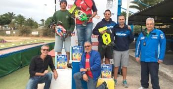 Resumen - Antonio Sosa se reencuentra con la victoria en la segunda carrera del año
