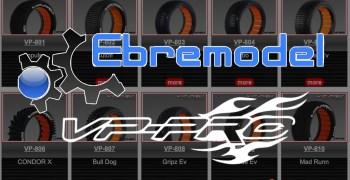 Ebremodel - Nuevo distribuidor de VP Pro para España