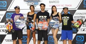 Marco Baruffolo gana la Euro Contest 2016