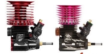 Team Corally presenta su nuevo motor ETOR .21 Off Road ¿Fabricado por Alpha?