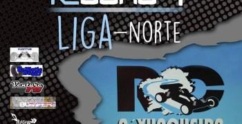 14 de Agosto - Round 4 Liga Norte en A Xunquera 1/10 2WD