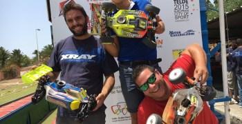 Victorias de Sergio Navarro y Cristian Artíles en Gran Canaria