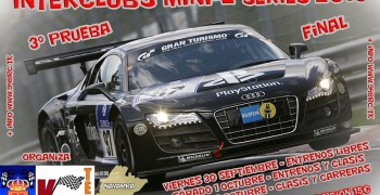 Este fin de semana - Carrera Interclubs MiniZ Series 2016