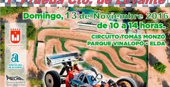 13 de Noviembre - Primera prueba Camp. del Levante 1/8 TT Eco