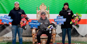 Ty Tessmann domina la Winter Cup de Padova. Robert Batlle tercero en Eco