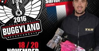 Buggyland 3.0 - Jerome Sartel ¡Confirmado!