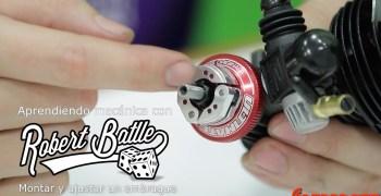Tutorial por Robert Batlle - Cómo montar y ajustar un embrague Ultimate para coche RC