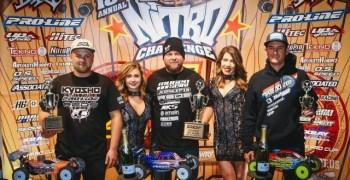 Video - Final DNC 2017 Nitro Buggy. Ryan Maifield consigue un triplete con Mugen