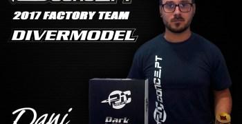 Daniel Bernabé, nuevo piloto de fábrica de RC Concept