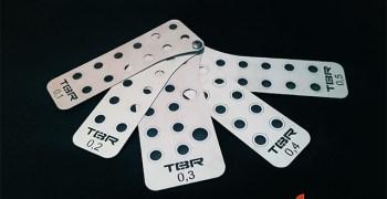 TBR presenta sus arandelas de precisión cortadas a laser
