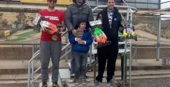 Resultados - Primera prueba open Merlin La Rioja 1/8 TT E