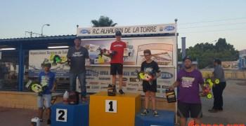 Resultados - Warm Up Campeonato de Andalucía en Alhaurín de la Torre
