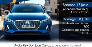 18 de Junio - Primera copa Hyundai Guadalete Motor